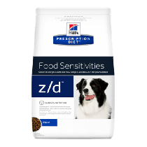Hill's Prescription Diet Canine z/d Food Sensitivities original 10kg