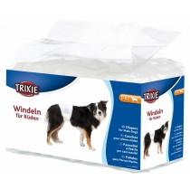 Trixie Pieluchy dla psów rozmiar L-XL 12 szt.