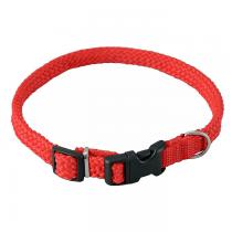 Chaba Obroża linka regulowana czerwona 16mm/40cm
