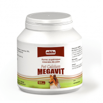 Mikita Pet-Calcium Megavit 150 tabl.