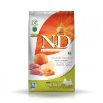 Farmina N&D GF Adult Mini Pumpkin Boar & Apple