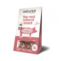 Naturea Real Natural Snack bezzbożowy z wieprzowiną 80g