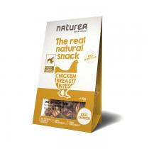 Naturea Real Natural Snack bezzbożowy pierś z kurczaka 80g