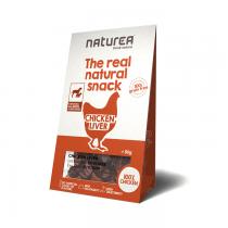 Naturea Real Natural Snack bezzbożowy z wątróbką 80g