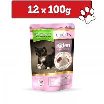Natures Menu Kitten 100g x 12