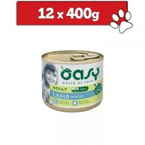 Oasy One Protein Mini Adult puszka 400g x 12