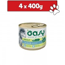 Oasy One Protein Mini Adult puszka 400g x 4