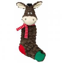 Trixie Zabawka świąteczna skarpeta osiołek/owieczka 32cm