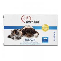Over Zoo Relaxin preparat uspokajający dla psów i kotów 30 tabl.
