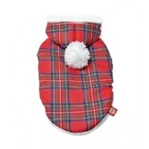 Pchełka - Bluza świąteczna z kapturem [rozmiar S]