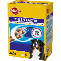 Pedigree Dentastix Duże Rasy 270g x 4
