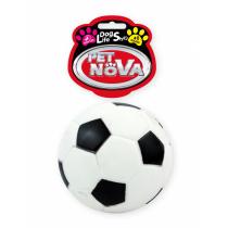 Pet Nova Piłka futbolowa Soccer Ball z dźwiękiem