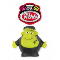 Pet Nova Zabawka gumowa Frankenstein z dźwiękiem 12cm