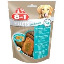 8in1 Fillets Pro Breath - przekąska na świeży oddech 80g