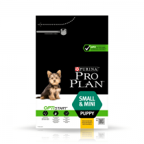 Pro Plan Small & Mini Puppy OptiStart z kurczakiem