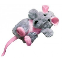 Kong Szczur z kocimiętką 9cm