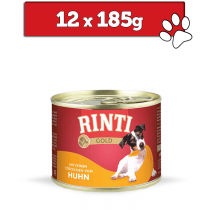 Rinti Gold Junior 185g x 12