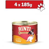 Rinti Gold Junior 185g x 4