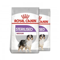 Royal Canin Medium Sterilised Adult 2x12kg
