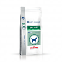 Royal Canin Vet Care Nutrition Senior Consult Mature Small Dog Vitality&Dental 25