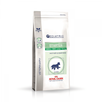 Royal Canin Vet Care Nutrition Canine Pediatric Starter Mother & Babydog Small Dog Digest & Defences 30