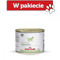 Royal Canin Vet Care Nutrition Feline Pediatric Weaning 195g