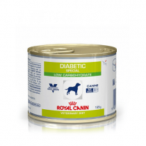 Royal Canin Veterinary Diet Canine Diabetic Special Low Carbohydrate 195g
