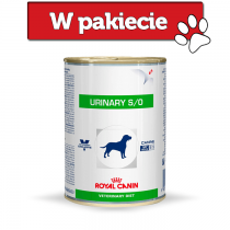 Royal Canin Veterinary Diet Canine Urinary S/O 410g