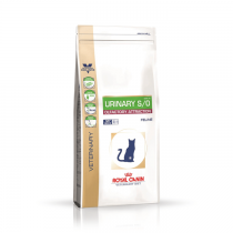 Royal Canin Veterinary Diet Feline Urinary S/O Olfactory Attraction UOA32