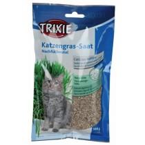 Trixie Trawa dla kota w woreczku 100g