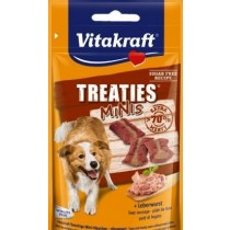 Vitakraft Pies Treaties Minis wątróbka 48g