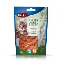 Trixie Kot Premio kawałki kurczaka 50g