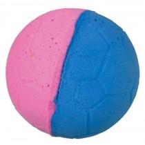 Trixie Piłki miękkie, kolorowe 4,3cm