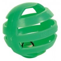 Trixie Piłki grające z plastiku 4szt. 4cm