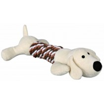 Trixie Pluszowy zwierzak ze sznurem 32cm