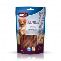 Trixie Premio Duckinos paski 80g