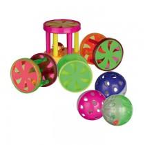 Trixie Rolka lub piłka z dzwonkiem 4cm