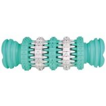 Trixie Wałek gumowy z miętą Denta Fun 11cm