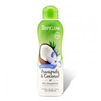 Tropiclean Awapuhi & Coconut Pet Shampoo Szampon do sierści białej i jasnej 355ml