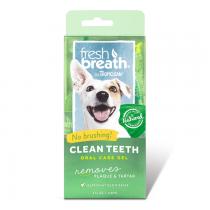 Tropiclean Breath Clean Teeth Gel Żel do usuwania płytki nazębnej i kamienia 118ml