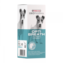 Versele Laga Oropharma Opti Breath Płyn stomatologiczny dla psa 250ml