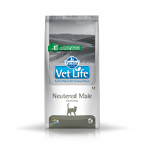 Farmina Vet Life Cat Neutered Male