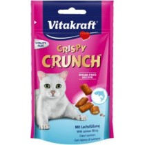 Vitakraft Kot Crispy Crunch łosoś 60g