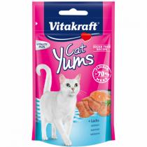 Vitakraft Kot Cat Yums łosoś 40g
