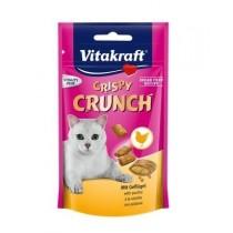 Vitakraft Kot Crispy Crunch kurczak 60g