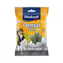 Vitakraft Pies Dental 3in1 Fresh S Small 7szt. 120g