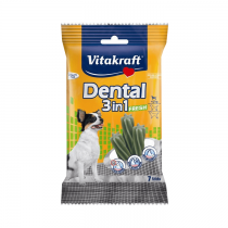 Vitakraft Pies Dental 3in1 Fresh XS Extra Small 7szt. 70g