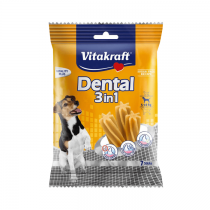 Vitakraft Pies Dental 3in1 S Small 7szt. 120g