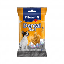 Vitakraft Pies Dental 3in1 XS Extra Small 7szt. 70g