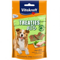 Vitakraft Pies Treaties Bits z miętą 120g